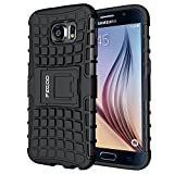 Best Galaxy S6 Phone Cases - Galaxy S6 Case,Pegoo Shockprooof Impact Resistant Hybrid Heavy Review