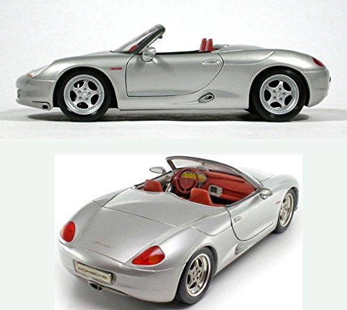 (Porsche Boxster ~ Maisto 1:18 Scale)