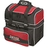 Storm Flip Tote Bowling Bag (1-Ball), Red Review