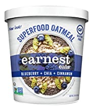 Earnest Eats Gluten-Free Oatmeal with Superfood Grains