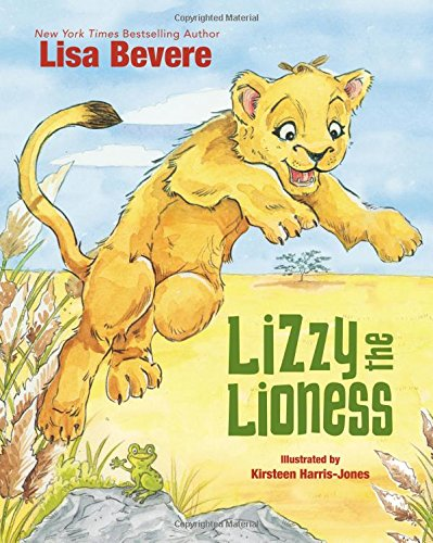 Lizzy the Lioness cover