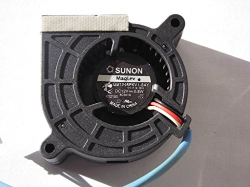 3wire 12v blower fan - 9