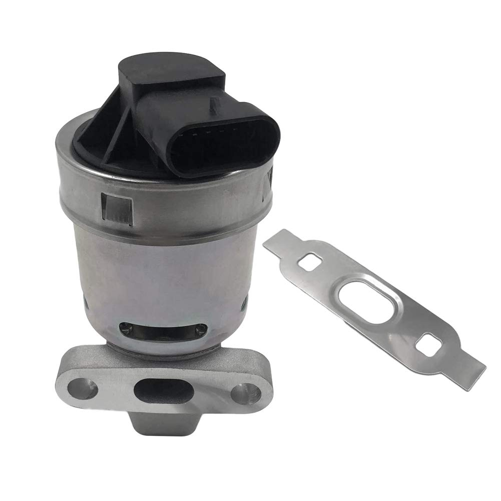 Catinbow 12564563 EV1052 EGR Valve Exhaust Gas Recirculation Valves With 5 Prong Male Terminal /& 2 Mounting Holes for 00 01 02 03 04 05 06 07 08 09 Century Terraza Equinox Malibu Venture 3.1 3.4 3.5