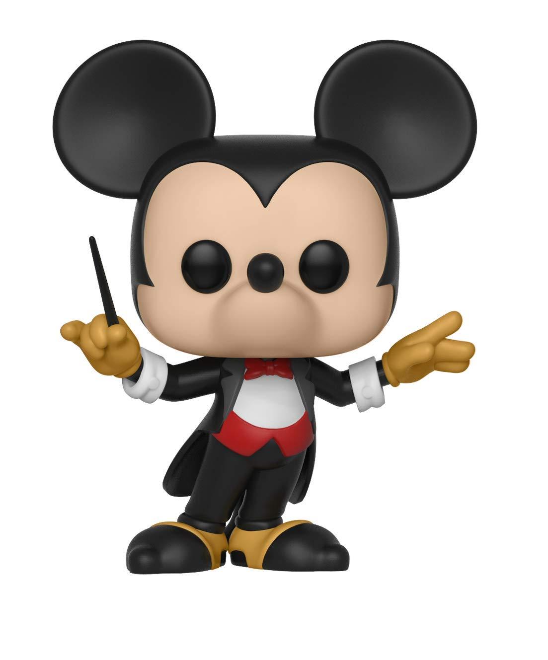 Funko- Disney: Mickey\'s 90TH Anniversary Pop, Multicolore, Standard, 32186