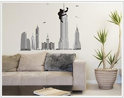 Apexshell (TM) King Kong escalada Empire State edificio ...