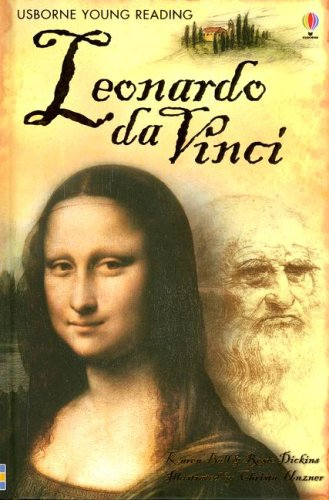 Read Online Leonardo Da Vinci (Usborne Young Reading Series 3) pdf epub