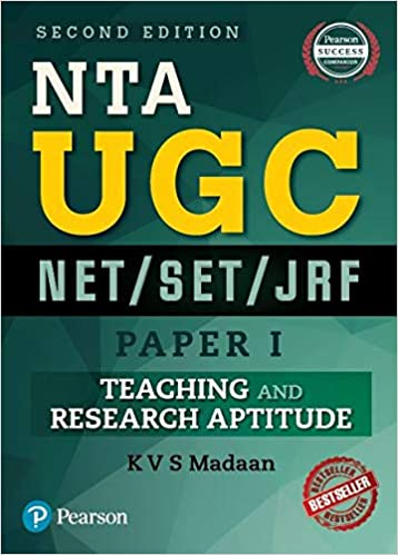 NTA UGC NET/SET/JRF - Paper 1: Teaching and Research