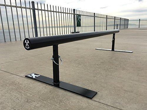 flat bar skate rail - 6