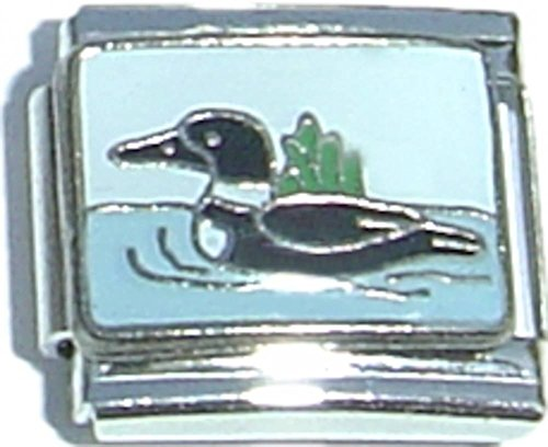 Duck Italian Charm