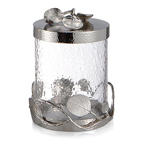 Michael Aram Botanical Leaf Canister Small - Botanical Canister