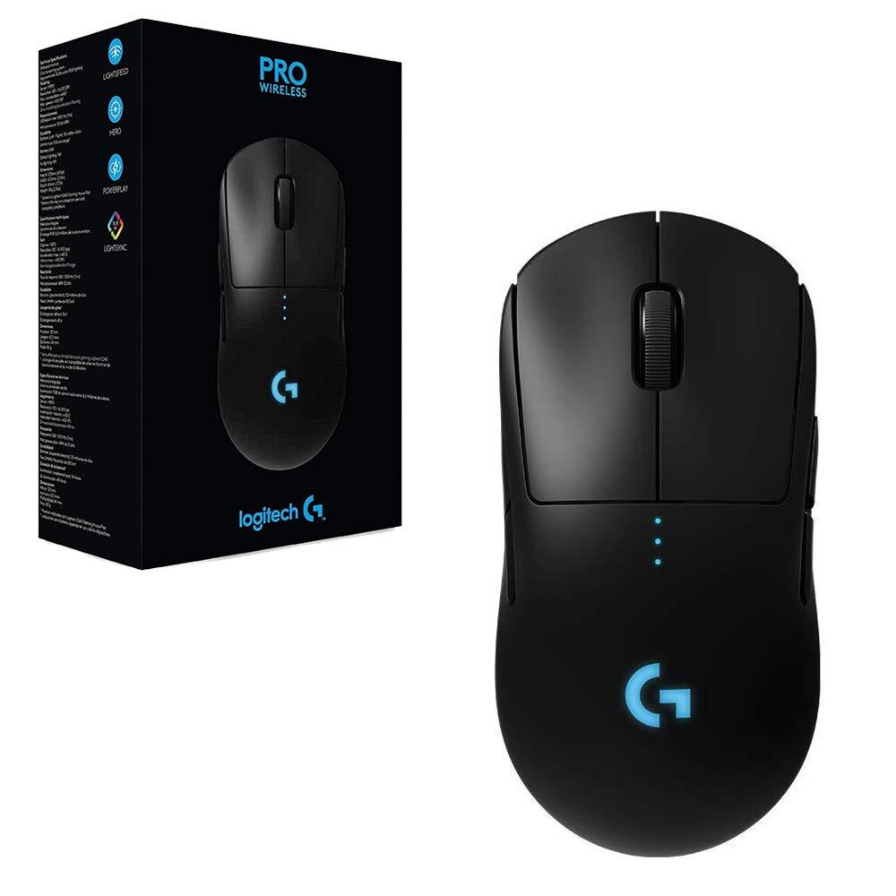 2d98d41c0e0 Logitech G Pro Wireless Gaming Mouse: Gaming Mice: Amazon.com.au