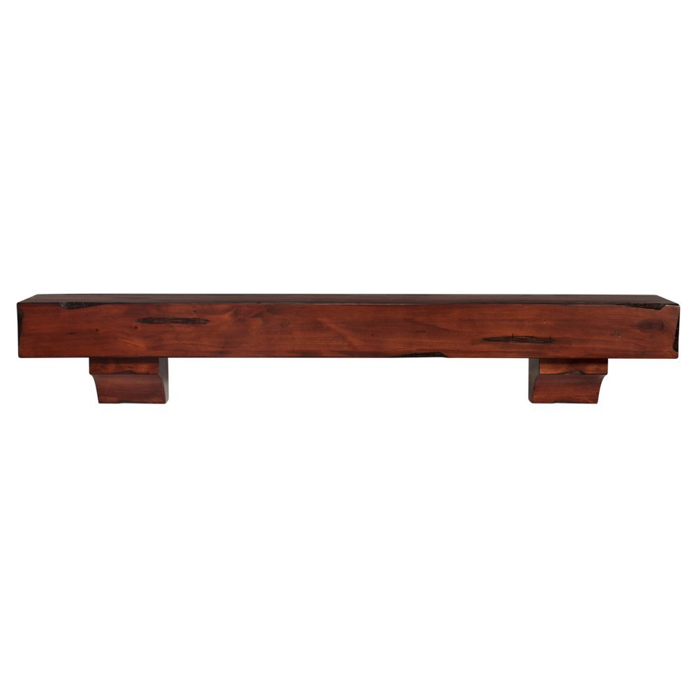 Pearl Mantels Shenandoah Traditional Fireplace Mantel Shelf Pearl Mantels Corporation