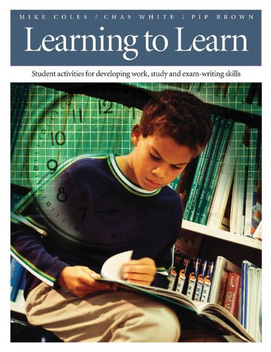 Learning to Learn: Student Activities for Developing Work, Study, and Exam-Writing Skills pdf epub