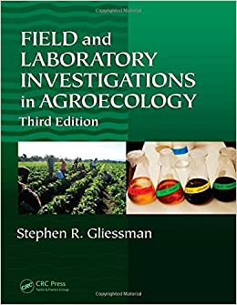 Book Field and Laboratory Investigations in Agroecology, Third Edition