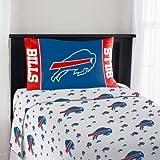 "NFL Buffalo Bills ""Mascot"" Twin Sheet Set"