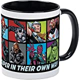 CafePress Avengers Everyone Is Super Mug Unique Coffee Mug, Coffee Cup
