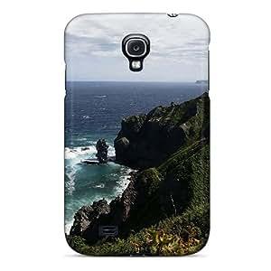 New Style Joseph Lee Hard Case Cover For Galaxy S4- Shakotan