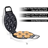 Chef Buddy 82-KIT1066 Mini Donut Maker-Electric