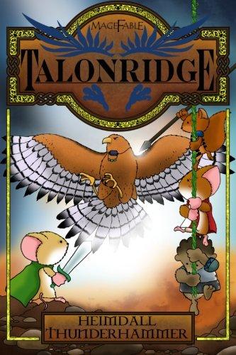 Talonridge (Magefable) (Volume 2)