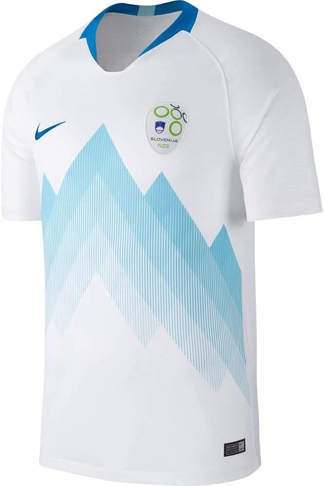 Nike 2018-2019 Slovenia Home Football Shirt: Amazon.es: Deportes y ...