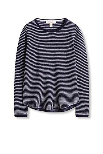 ESPRIT, Suéter para Mujer Multicolor (Navy 2 401)