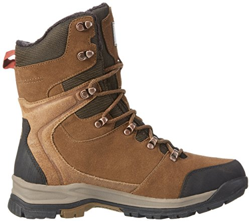 Jack Wolfskin Herren Glacier Bay Texapore High M Trekking-& Wanderstiefel Braun (earth Brown 5510)