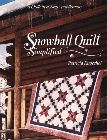 Snowball Quilt Simplified Patricia Knoechel product image