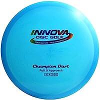 Innova Disc Golf Champion Material Dart Golf Disc (Colors may vary)