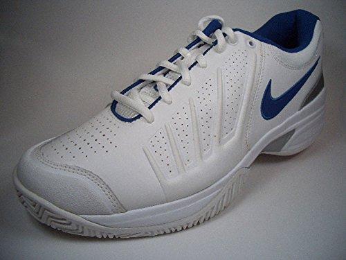 Nike Air Zoom Vapor V TD BIANCO BLU 317884–142dimensioni Euro 42,5/US 9/UK 8/27cm
