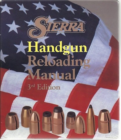 Sierra Handgun Reloading Manual (Hardcover, ()