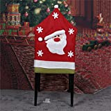 Bar Stools for Sale Near Me ASMGroup Christmas Decorations for Home Santa Claus Chair Cover Christmas Dinner Table Party Red Hat Chair Covers Santa Claus