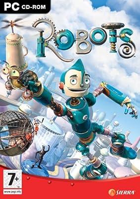 Robots (PC) by Sierra UK