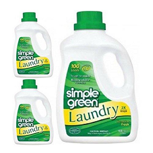 (Simple Green Laundry Sunshine Fresh 100 Oz (3 Pack) )