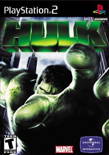 Hulk - Hulk Games Ps2