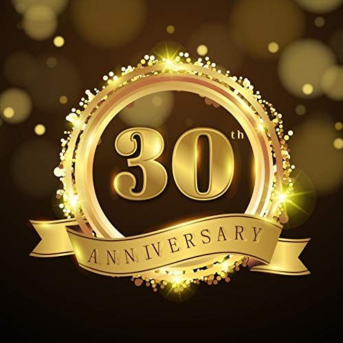 Leyiyi 6x6ft Photography Background 25 Years Party Backdrop Wedding Anniversary Medal Business Meeting Company Founded Mermoral Day Happy 25th Birthday Celebrating Photo Portrait Vinyl Studio Prop