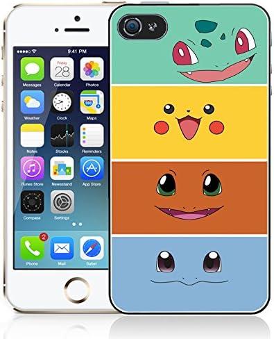 Coque iPhone 4/4S Pokemon - Minimalist: Amazon.fr: High-tech