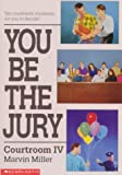 You Be the Jury, Marvin Miller, 0590457233