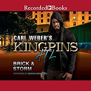 Carl Weber's Kingpins: ATL Audiobook