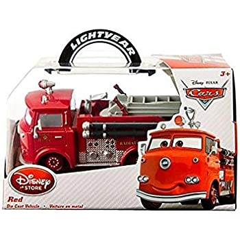Disney Red the Fire Engine Die Cast Car