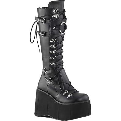 31c1b8597c5 Demonia Women's Kera-200 Knee-High Boot