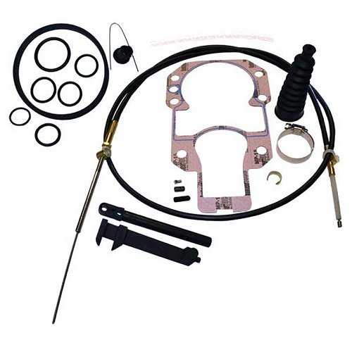 Mercruiser Alpha One Gen II Lower Shift Cable Kit ()