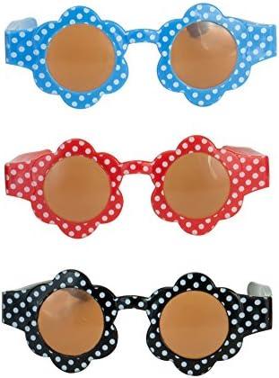 Sophias Sunglasses Dolls Polka Flower product image