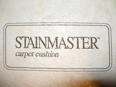"9'x12' Multiple Sizes. AREA RUG PAD. Manufacturer: Carpenter Style: STAINMASTER Premium 1/2"" Visco-Elastic Memory Foam with DuPont(TM) Hytrel(R) RS renewably sourced(TM) film. For area rugs, runners and carpet."