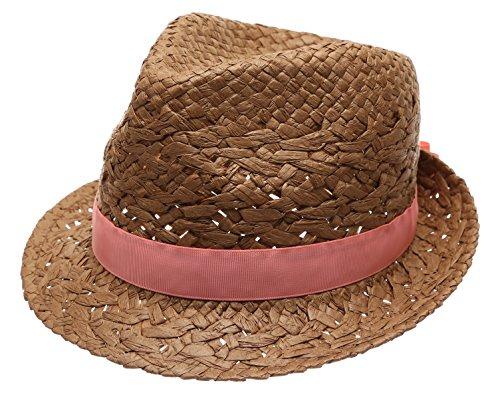 maxi dress and fedora hat - 1