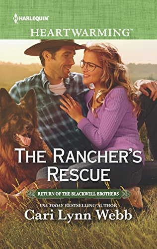 The Rancher's Rescue (Return of the Blackwell Brothers)
