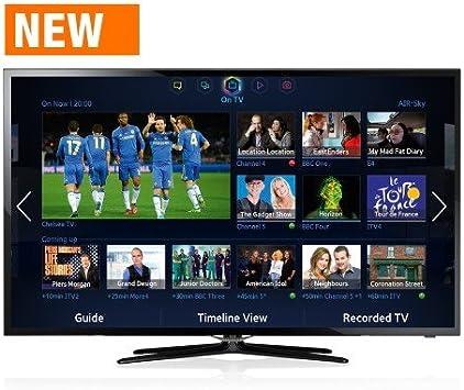 SAMSUNG Televisor LED Smart TV UE42F5500: Amazon.es: Electrónica