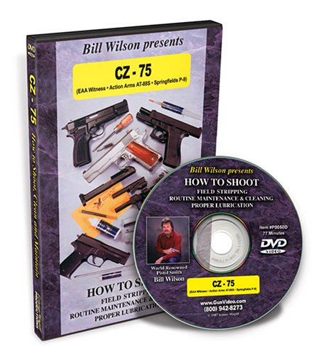 CZ-75: How to Shoot