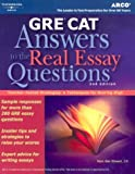 GRE CAT, Mark A. Stewart and Arco Publishing Staff, 0768911745