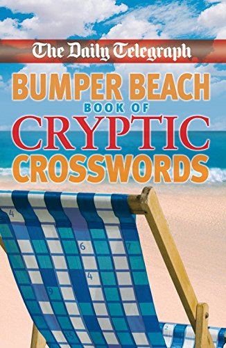 Download The Daily Telegraph Big Cryptic Bumper Beach Crosswords pdf