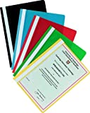 Premium Quality Assorted Colours A4 Project Report Files Folders - Pack of 25